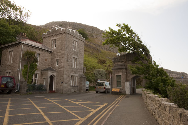 Travel, attractions, united kingdom, llandudno, Great Orme Marine Drive, toll booth