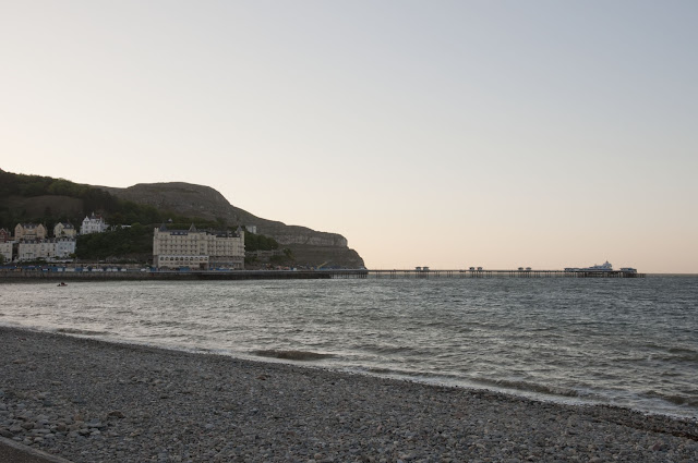 Travel, attractions, united kingdom, llandudno, seaside
