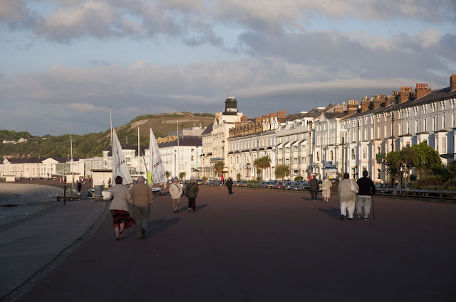 Travel, attractions, united kingdom, llandudno, parade