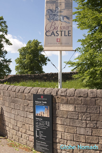 Travel, Attractions, United Kingdom, Bolsover Castle, Entrance