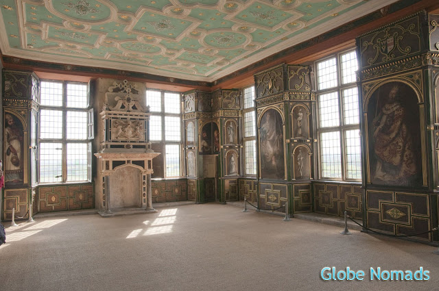 Travel, Attractions, United Kingdom, Bolsover Castle, Star Chamber