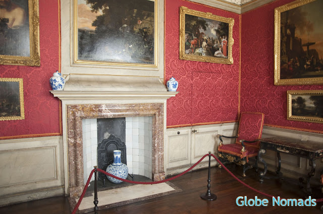 Travel, Attraction review, United Kingdom, Ham House jib door
