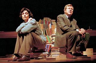 Carme Elías y Josep Minguell en la adaptación de Isabel Coixet