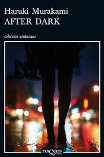 After Dark, de Haruki Murakami