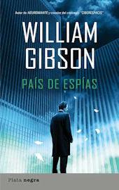 País de espías, de William Gibson