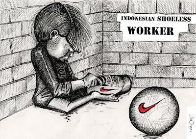 Nike trabalho infantil
