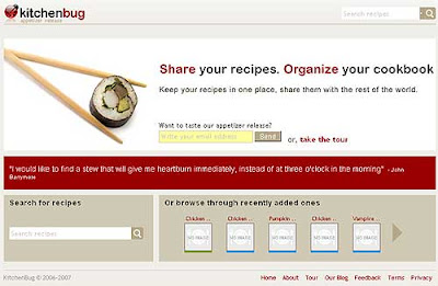 Recipes Online
