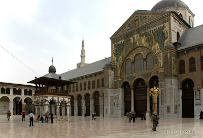 Beautiful Umayyad Mosque