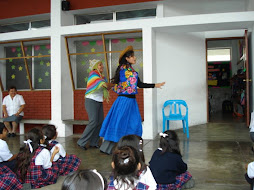 Los profesores1 dramatizan cuentos