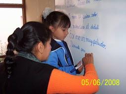 Los padres apoyan la enseñanza de la lecto-escritura