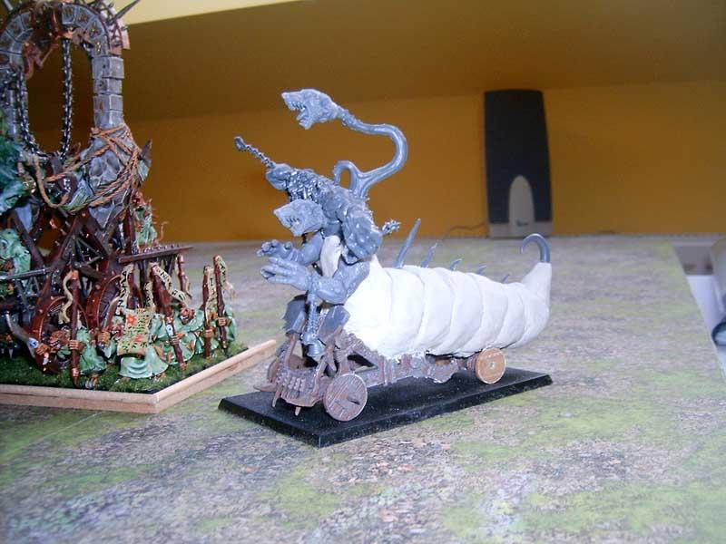 Moj Hellpit abomination, po licnom skromnom misljenju bolji od GW ovog :D HPIM5268mali