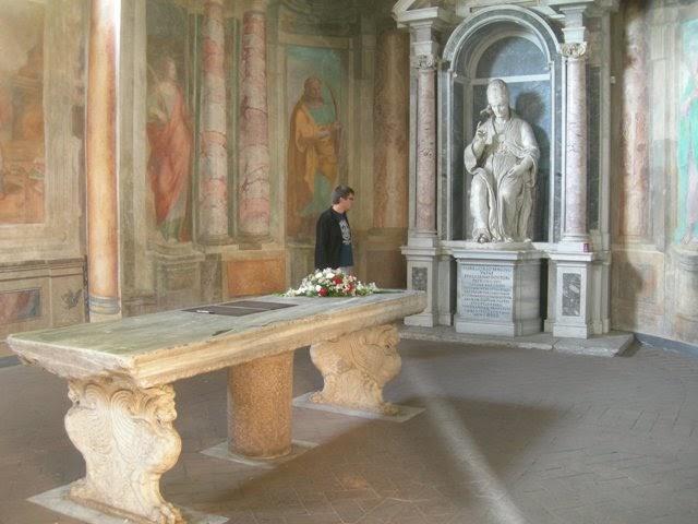 Fabiociardi passeggiando per roma con gregorio magno - 13 a tavola superstizione ...