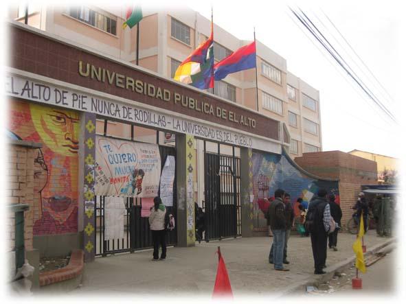 Noticias de la UPEA