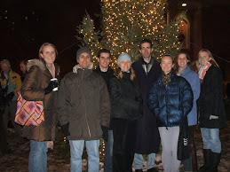 Park Avenue Tree Lighting