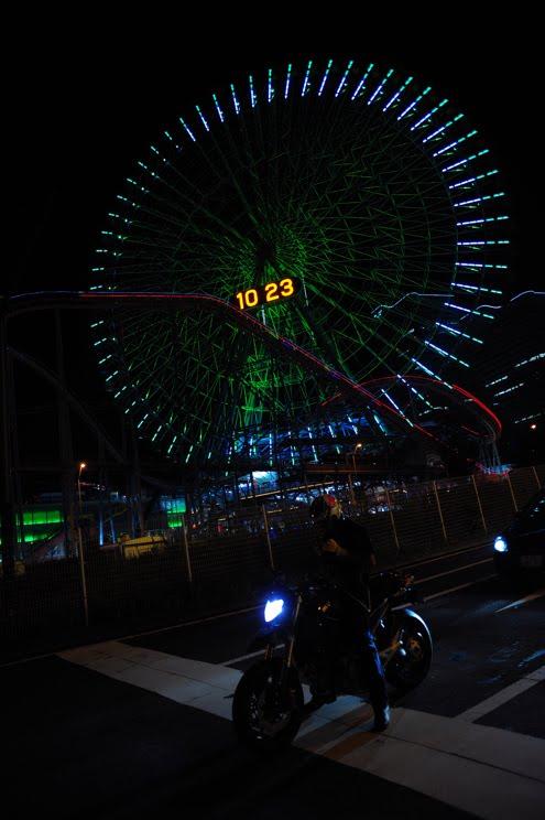 [大桟橋界隈ハイパーモタード2台DSC_0546.jpg]