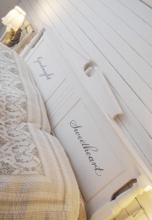 Möbler till sovrummet