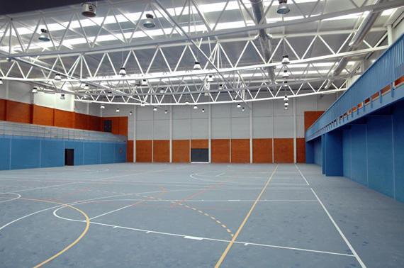 Jittsu club parla inauguraci n del pabell n deportivo de judo - Pabellon de deportes madrid ...