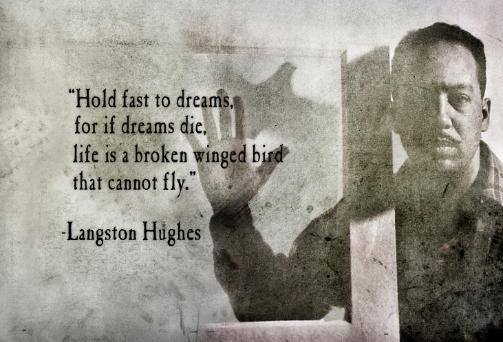 lagnston hughes poem dreams essay