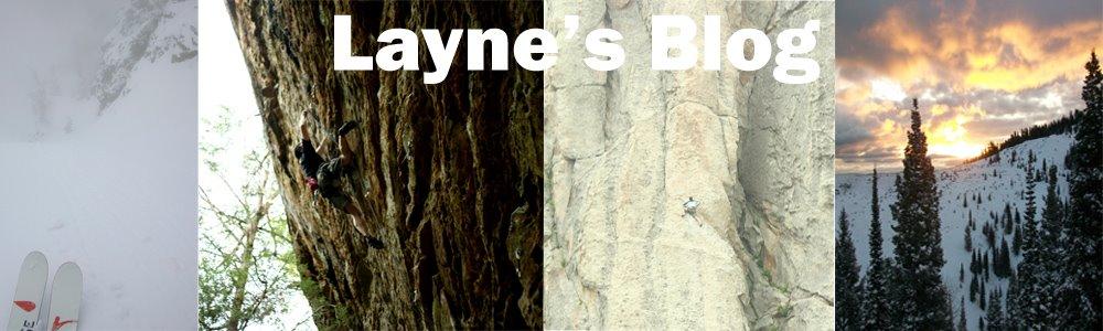 Layne's Blog