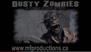 DUSTY ZOMBIES: a Creepy Puppet Project