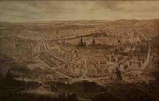 Vienna - Circa 1693