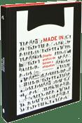 Made in-Diseño gráfico de bolsas y etiquetas
