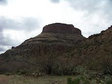 Sombrero Butte