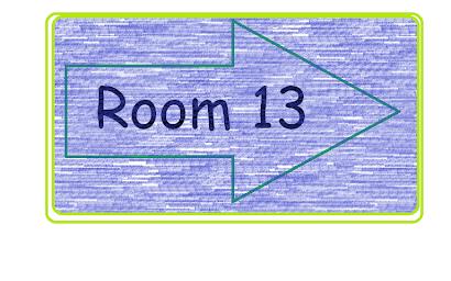 Room 13's Blog