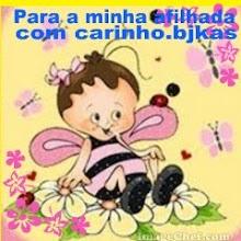 Mimo Madrinha/Afilhada Carla