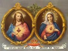 Coração de Jesus e Maria