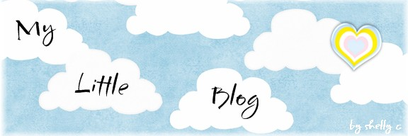 My Little Blog