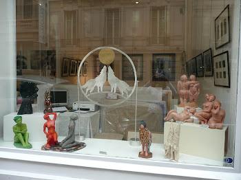 Exposição em Paris