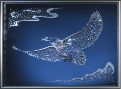 World's Beautiful crystal paintings