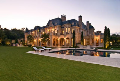Super luxury mansion home - 20 Pics | Curious, Funny Photos .