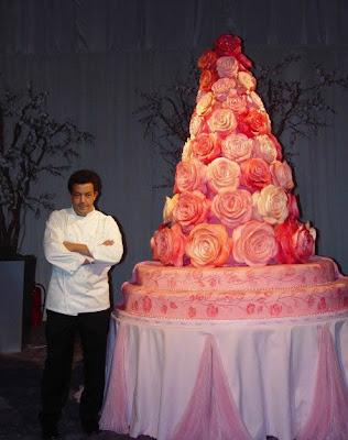 34 Amazing Wedding Cakes