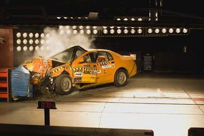 crash driving tests - seen at curiousphotos.blogspot.com