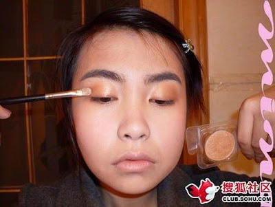 Miracle of makeup