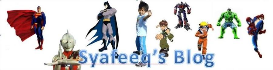 Syafeeq's blog