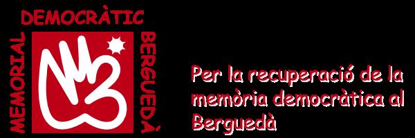 Memorial Democràtic Berguedà