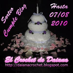 """Sorteo en """"El Crochet de Daiana"""""""