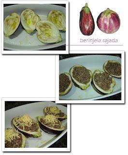 20061207 beringela recheada001 Berinjela Assada light   Daniela Falco