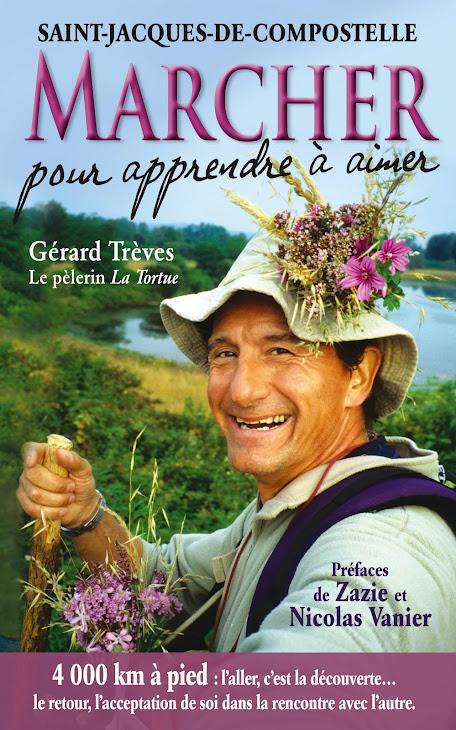 Sur les Chemins de Compostelle avec Gérard Trèves ancien Champion du Monde de Parachutisme