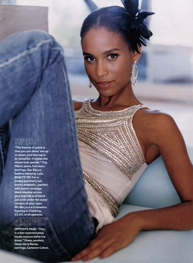 Joy Bryant Female Celebrity Models Joy Bryant Fashion Models