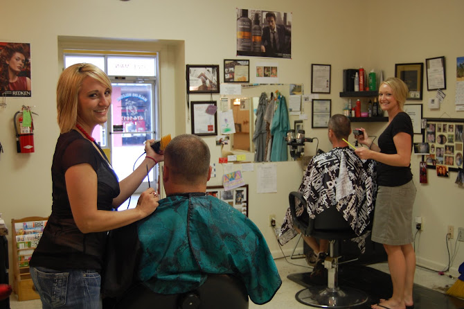 Barber Vanessa : Vanessas Place Barber Shop