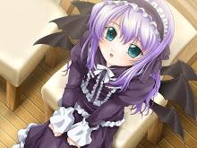 Cute Black Angel