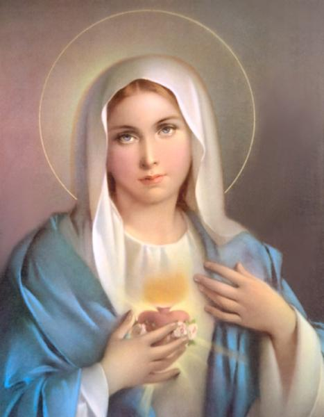 mother mary is my spirit guide