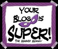 My Super Blogger Award