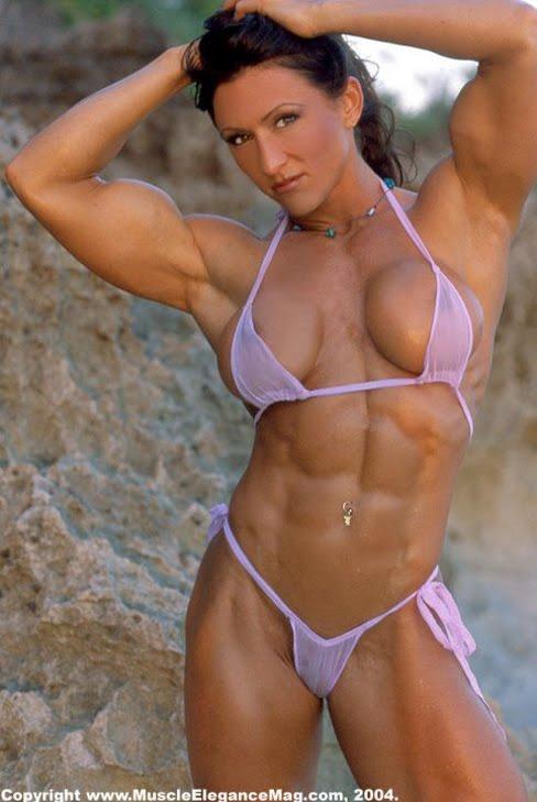handsome female bodybuilders of San Antonio