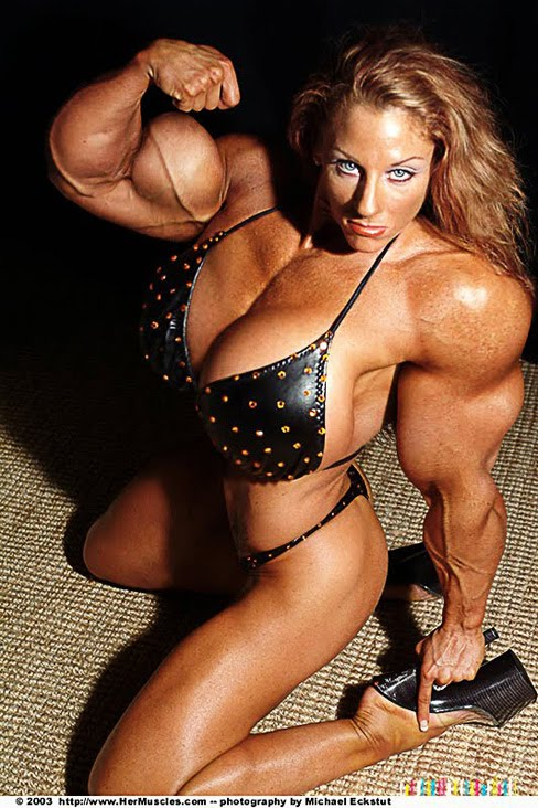 We Are Uploading Washington Handsome Female Bodybuilders Images