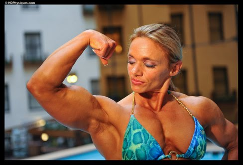 Detroit Female Bodybuilders images and photos